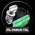 Pil-Pamuk-Tel-Şarj
