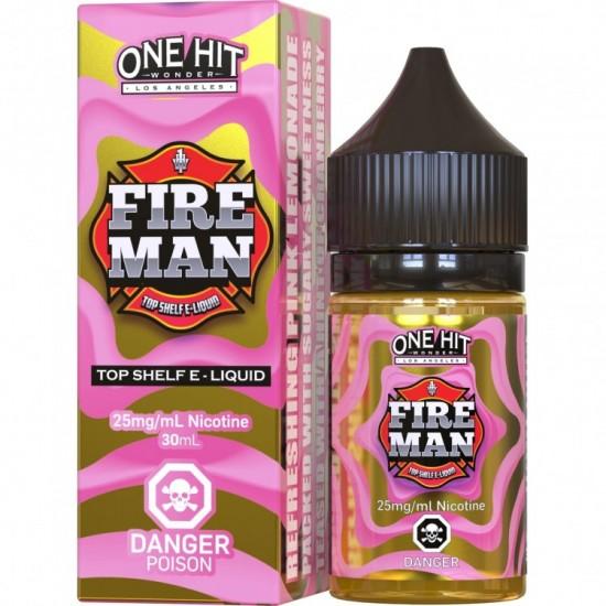 One Hit Wonder Salt - Fire Man 30ml